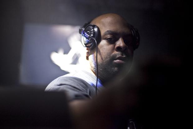 DJ Bone playing Meat Free October 2nd