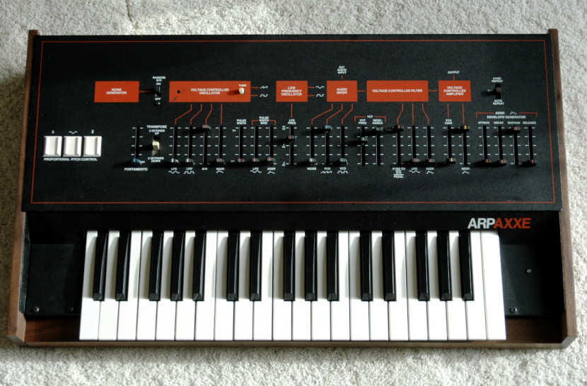 Arp Axxe Monophonic Synth