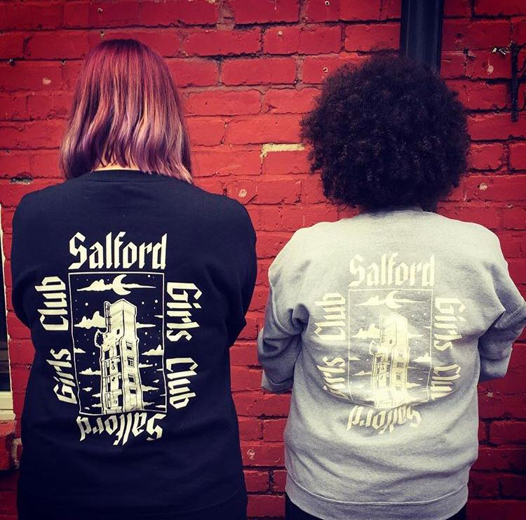 Salford Girls Club Jumper (1st Gen)