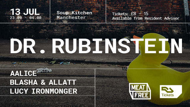 Meat Free Dr Rubinstein Soup Kitchen Manchester