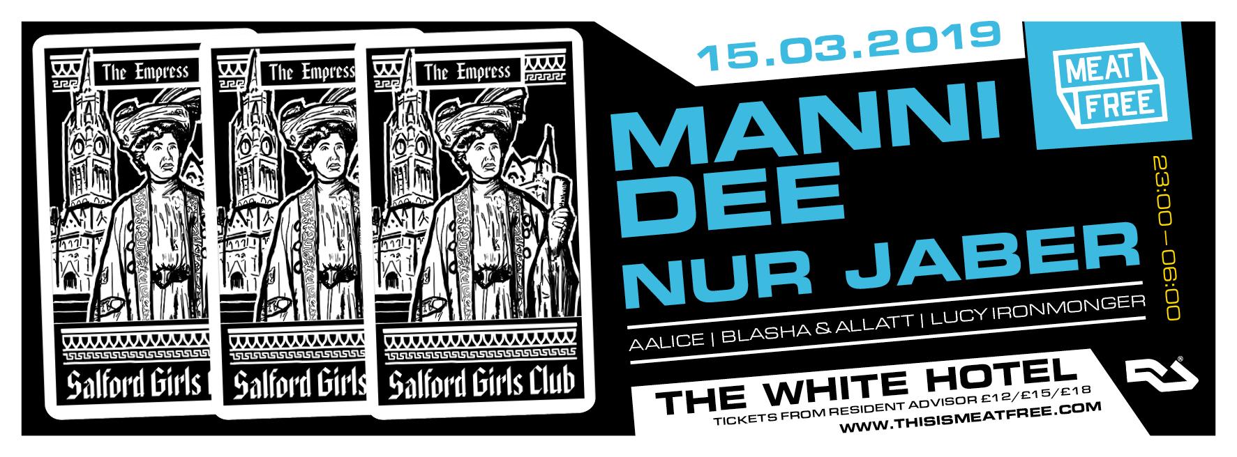 15.03.19: Manni Dee & Nur Jaber
