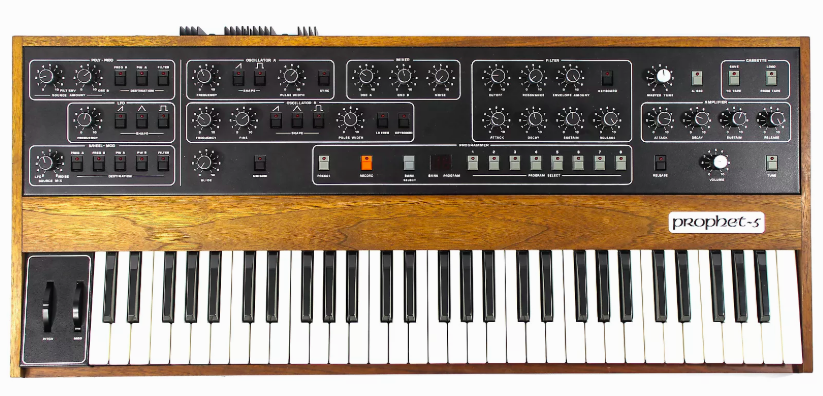Prophet 5 rev 3.3 Claire Morgan Meat Free
