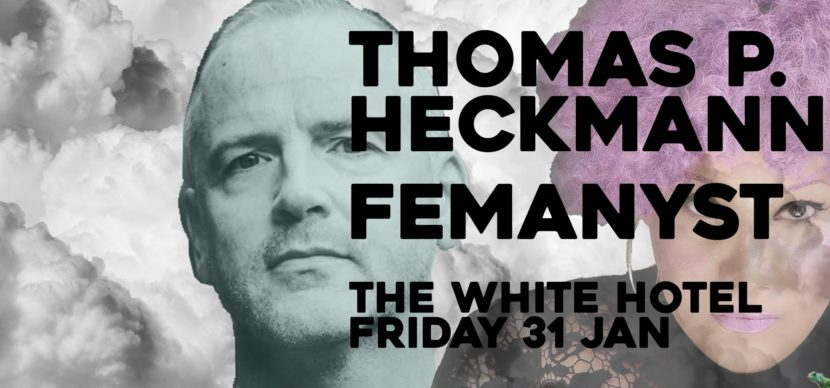 Meat Free presents Thomas P Heckmann and Femanyst