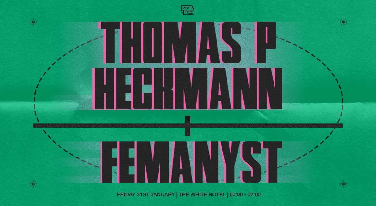 Meat Free with Thomas P Heckmann and Femanyst